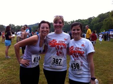 Ellie's Run for Africa 5K.